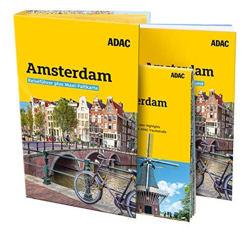 ADAC Reiseführer plus Amsterdam: mit Maxi-Faltkarte zum Herausnehmen (Stadtplan Amsterdam)
