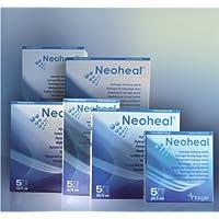 Neoheal sterile Hydrogel-Wundauflage Ø 6,5cm rund, 5 Stück/Pack preisvergleich bei billige-tabletten.eu