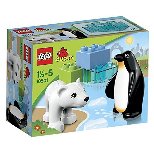 LEGO Duplo 10501 - Polartiere (Pinguin Lego Set)