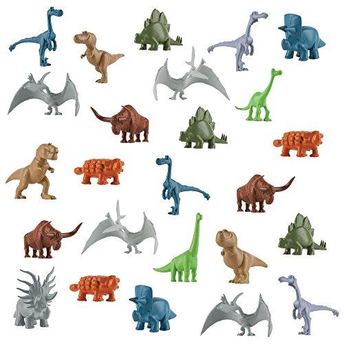 Tomy Le Voyage d'Arlo - L62321 - Tube de Dinos - Le Monde Des Dinosaures