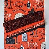 Textiles français Stoffpaket (Stoffpak) Gruseliges