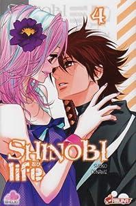 Shinobi Life Edition simple Tome 4