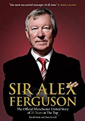 Sir Alex Ferguson: The Official Manchester United Celebration of his Career at Old Trafford (MUFC) by MUFC (2011-10-27)