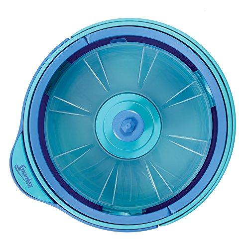 Spontex - Aqua Revolution System - Kit balai à franges + Seau à essorage Rotatif