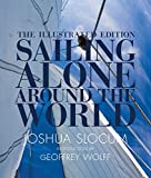 Front cover for the book Sailing Alone Around the World by Joshua Slocum