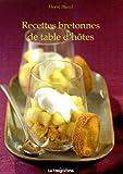 Recettes Bretonnes de Table d'Hotes