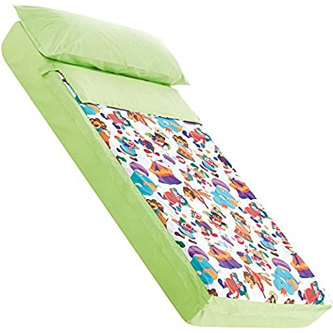Saco nórdico para cama 90x190/200 cm CLOWNS (sin relleno)