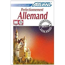 Assimil Language Courses - Perfectionnement de l'Allemand : Intermediate German for French Speakers - cd's sold separately) (German and French Edition)