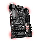 MSI Intel Z270 Z270 Tomahawk 7th/6th Gen USB2 Motherboard (Intel Core i3/i5/i7 Processor, LGA 1151, Dual Channel DDR4, USB 3.1, PCI-E 3.0, PCI-E x1, Sata 6 GB) - Black