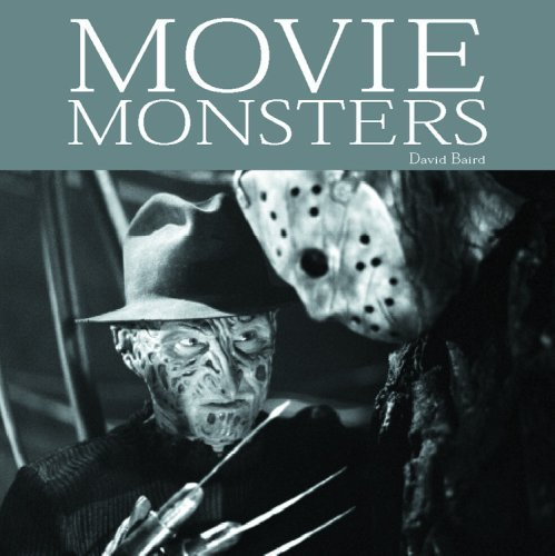 Movie Monsters by David Baird (2005-10-01)