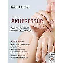 Atlas der Akupressur (inkl. DVD)