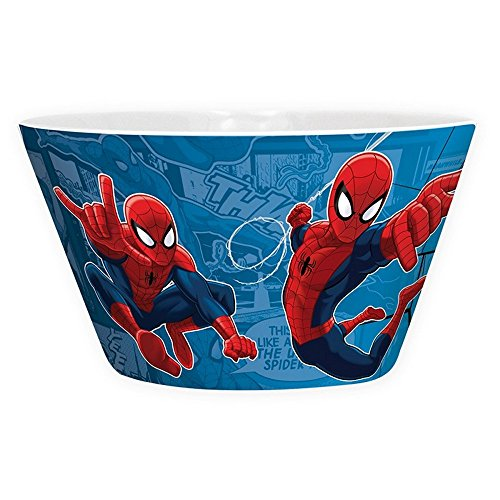 Spiderman Marvel Comics - Cerámica Tazón de Cereales - Cuenco The Amazing Spider-Man - Caja de Regalo