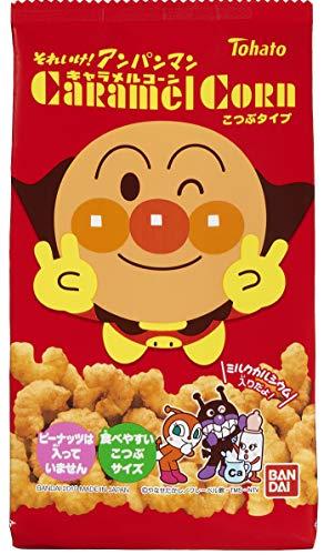 Anpanman caramel corn go it 12 bags case BOX (candy toy) (japan import)