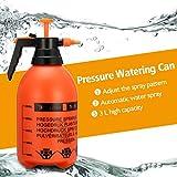 3L Spruzzatore di acqua a pressione Annaffiatoi Giardino Spray chimico Bottiglia Strumento di giardinaggio Utilizzo ad alta capacità con acqua, fertilizzante o pesticidi