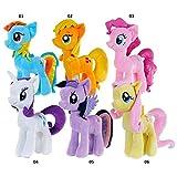 Lively Moments My Little Pony Kuscheltier ( 03 ) ca. 27 cm / Plüschtier / Stofftier / Spielzeug Pinkie Pie