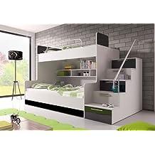 suchergebnis auf f r kinderhochbetten. Black Bedroom Furniture Sets. Home Design Ideas