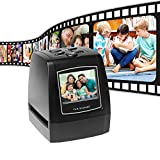 JIASHU All-in-One High Resolution 22MP Film Scanner, Protable Negative Film Scanner 35mm 135mm