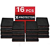 Best Amazon Home Services Sofas - FURNITURE PADS X-PROTECTOR - NON SLIP PADS Review
