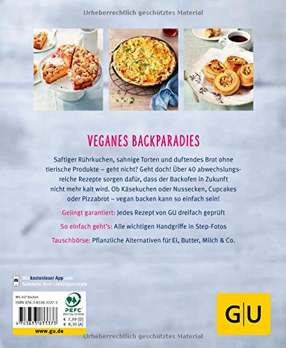 Vegan backen: Mit Liebe, aber ohne Ei - 2