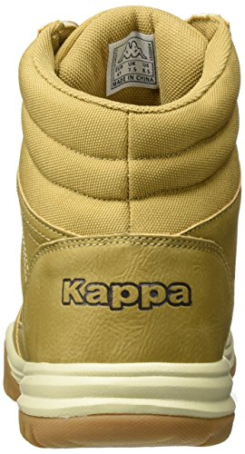 Kappa Brasker Mid, Bottes De Combat Pour Hommes Beige (4141 Beige)