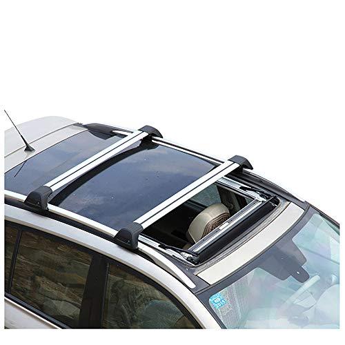 LIDAUTO Dachgepäckträger Rooftop Cargo Carrier Aluminiumlegierung für Hyundai IX35 / Tucson IX25 / Angno IX45