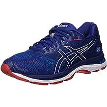 best sneakers dc5aa e237a ASICS Gel-Nimbus 20, Chaussures de Running Homme