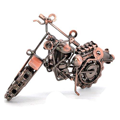 Creative Hand Löten Schmiedeeisen Motorrad Modell Metall Moto Kollektion Home Schreibtisch Decor Ornaments, metall, Modell 2