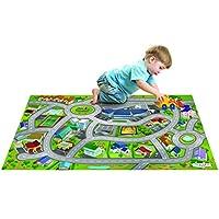 "House of Kids 11742-E2 80 x 120 cm ""City Airport"" Play Mat"