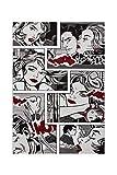 Teppich Kinderzimmer Carpet Kinderteppich Jugend Design Italy - Ancona Rug Comic Stil Muster Polypropylen 160x230 cm Grau/Teppiche günstig Online kaufen