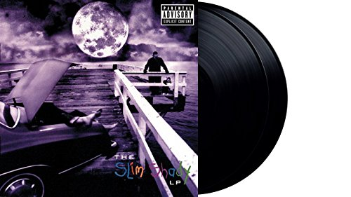 eminem vinyl The Slim Shady LP (Explicit Version - Limited Edition) [Vinyl LP]