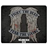 The Walking Dead - Mausmatte Mauspad - Daryl Dixon Wings - 23 x 19 cm