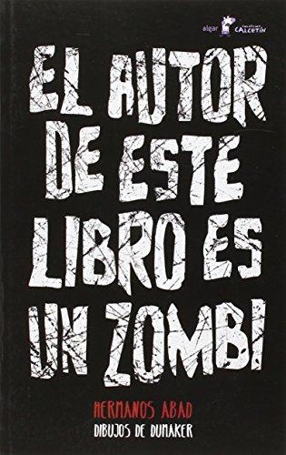 El autor de este libro es un zombi (calcetín)