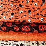 Clothworks Halloween-Bundle – Halloween-Kürbisse –