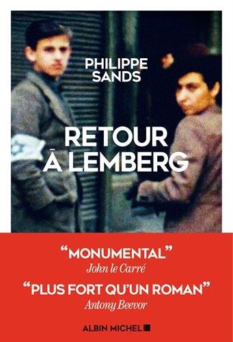 Retour à Lemberg (A.M. BB.HIST.) por Philippe Sands