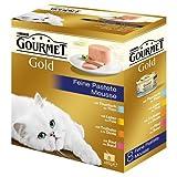 Gourmet Gold Multipack Feine Pastete 8 x 85 g Stück