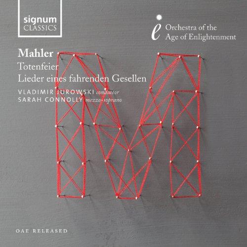 Mahler: Totenfeier, Lieder eines fahrenden Gesellen
