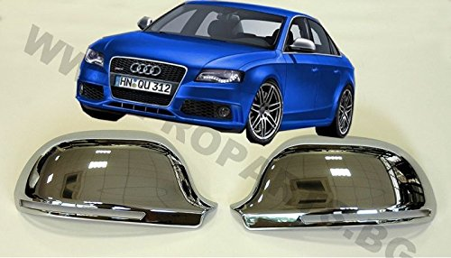 audi-a4b88k-s4s-finition-chrome-lot-de-deux-aile-miroir-cas-de-porte