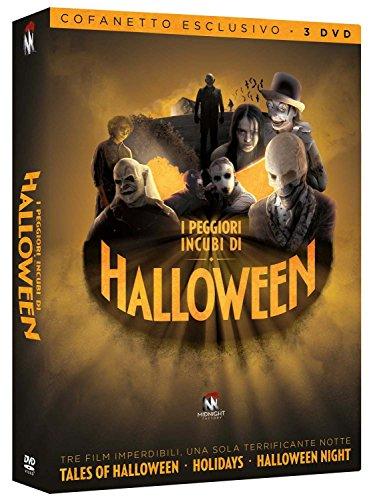 Dvd - Halloween Cofanetto (3 Dvd) (1 DVD)