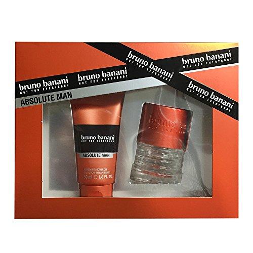 Bruno Banani Absolute Man Set 30ml EdT + 50ml SG