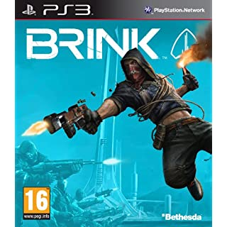 [UK-Import]Brink Game PS3