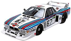 Top Marques Collectibles - Top21c - Véhicule Miniature - Modèle À L'échelle - Lancia Beta Monte-carlo Turbo - Le Mans - 1981 - Echelle 1/18