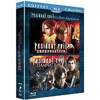 Resident Evil : Damnation + Resident Evil : Degeneration