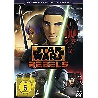 Star Wars Rebels - Die komplette dritte Staffel