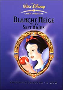 Blanche Neige et les sept nains - Edition Collector 2 DVD [Édition Collector]