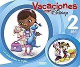 Vacaciones con Disney. 2 años: Con actividades en inglés (Vacaciones Disney)