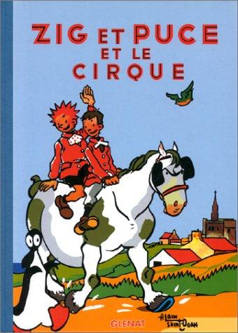 Zig et Puce, tome 15 : Zig et Puce et le cirque