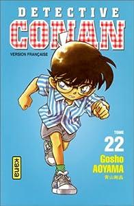 Détective Conan Edition simple Tome 22