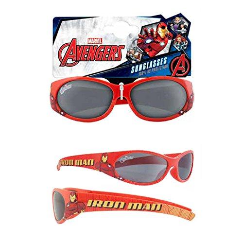 Marvel Avengers Iron Man Kinder Sonnenbrille