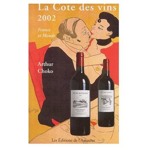 La Cote des vins 2002