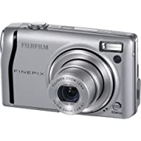 FujiFilm FinePix F40fd Digitalkamera (8 Megapixel, 3-fach opt. Zoom, 6,4 cm (2,5 Zoll) Display)